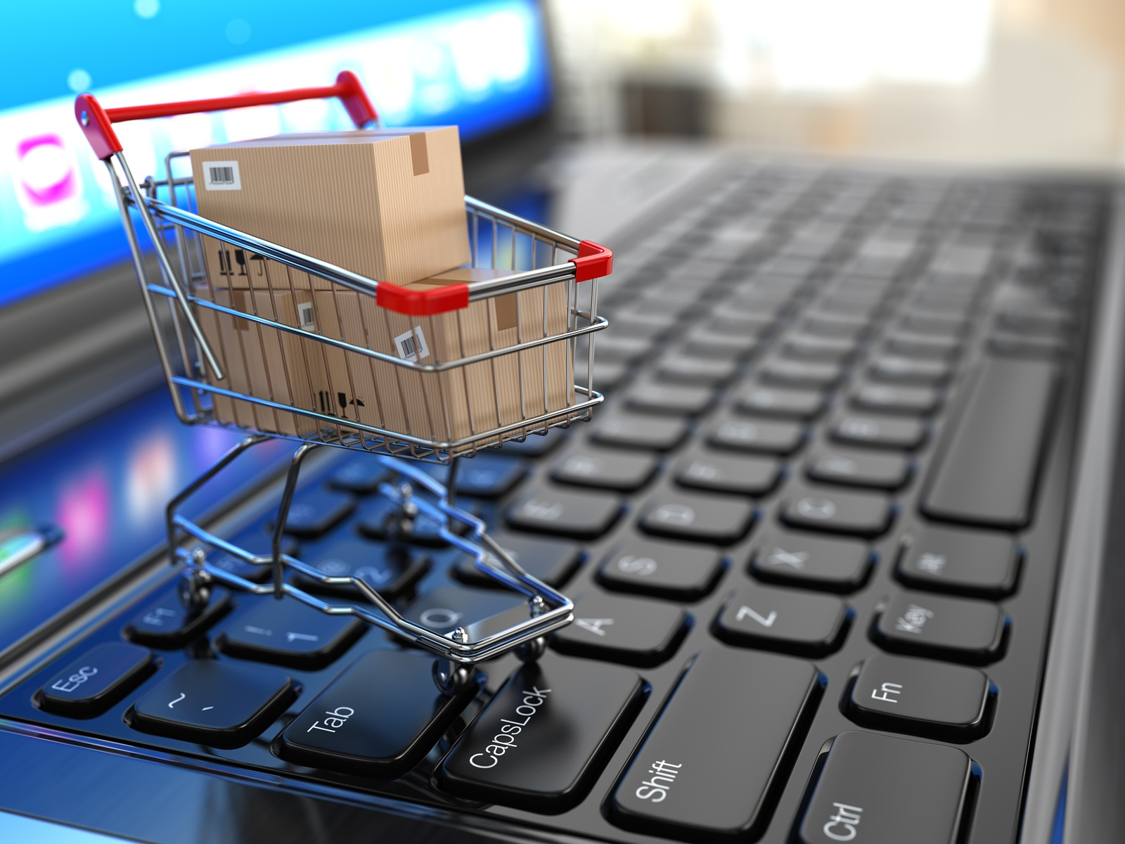 E-commerce. web Development