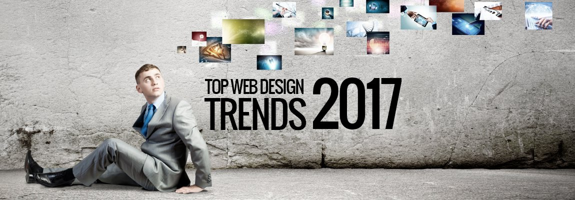 top web design trends by Web designing company 2017 | Website designing company in delhi
