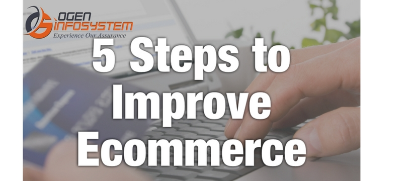 5 Simple Steps to Create an Authentic Ecommerce Website