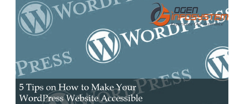 Make Your Site Easily Accessible