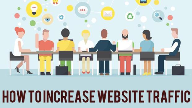 Increases Web Traffic