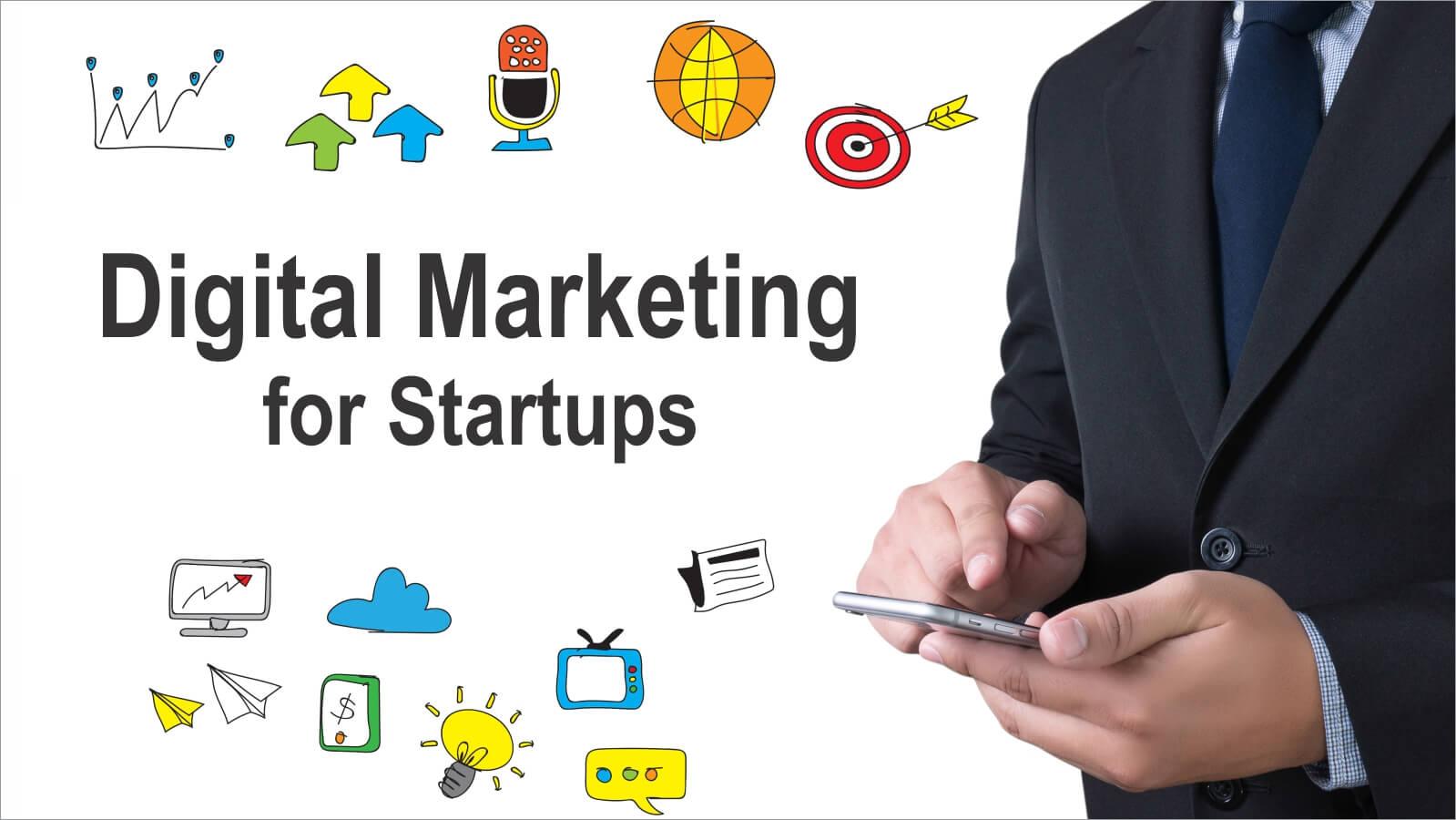 startups Invest in Digital Marketing