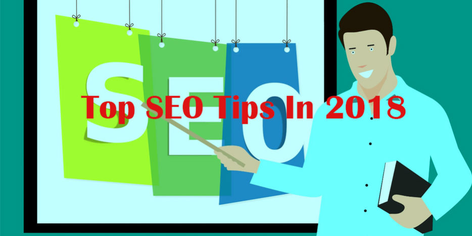 top seo tips in 2018