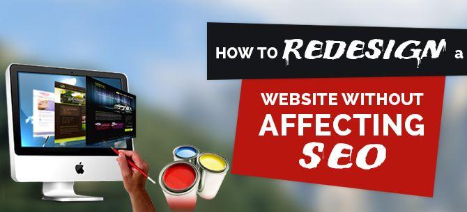 website resesign company