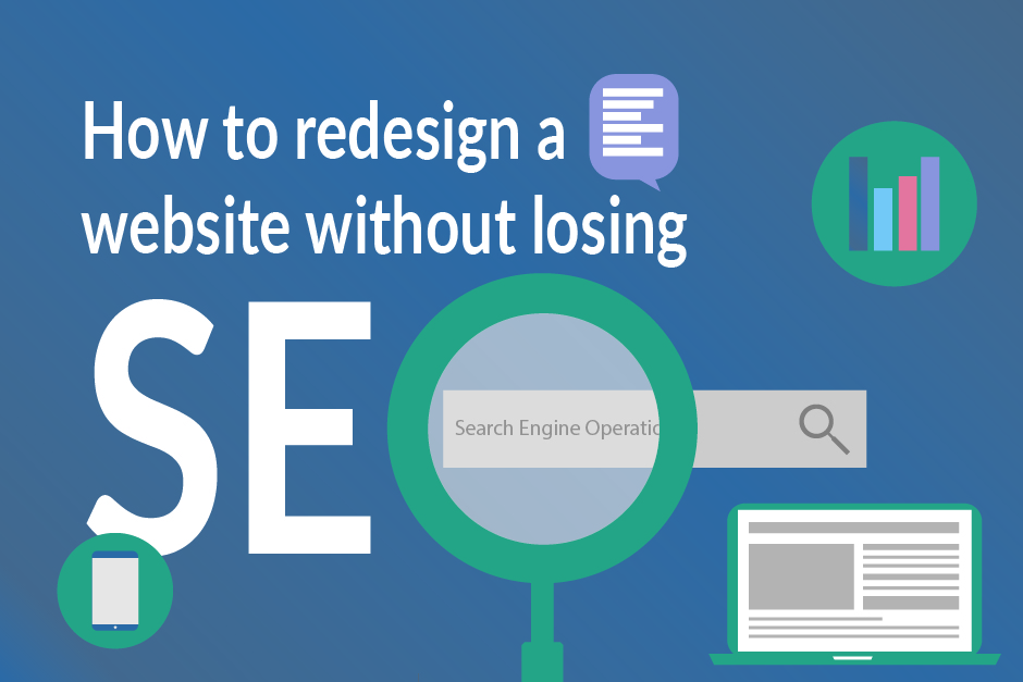 How to Redesign Website Without Losing SEO