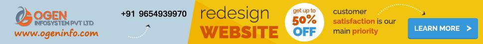 Website Designing Adbanner