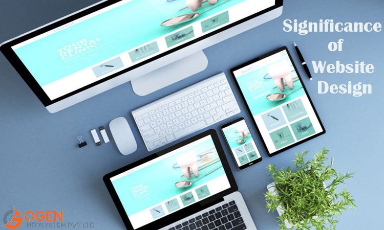 Significance of Website Design