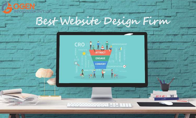 top 5 website designing company in delhi